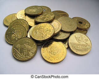 gilded coins collection 2