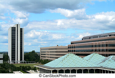 Raleigh, NC - Part of the city of Raleigh, NC