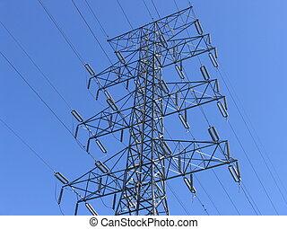 pylon up close