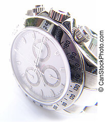 watch - worthful wristwatch, overexposed