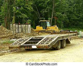 Trailer Hauler - Construction - Trailer Hauler