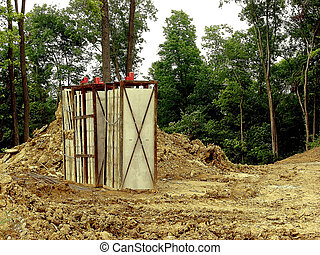 Concrete Forms - Construction - Concrete Foundation Forms...