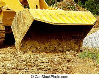 Front Loader Shovel - Construction - Front Loader Shovel...