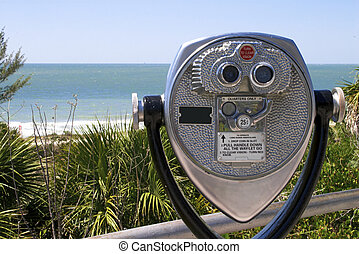 Scenic Viewer 1 - A scenic viewer looking out on a beautiful...