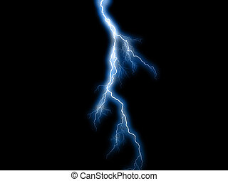 Lightning Strike - Picture Of Lightning Strike