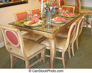 Dining Set - Pretty Dining Set