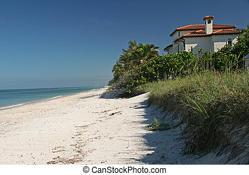 Casey Key Beach