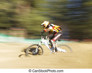 Sir Speedy - Mountain bike racing in California
