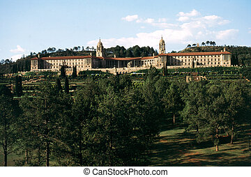 Union buildings - The South African Union Buildings