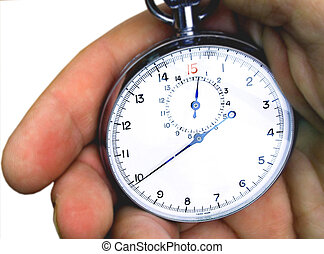 Stop Watch - You can run 100 metres  in this time