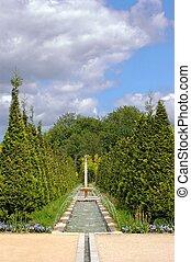 Victorian Garden.