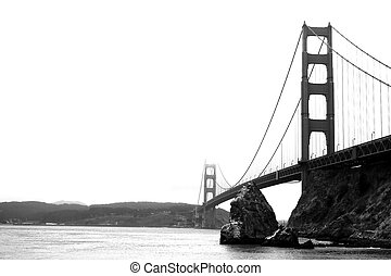 Golden Gate Bridge - The Golden Gate Bridge in San Francisco