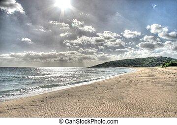 Chia beach 1 - Chia beach - Sardinia Island