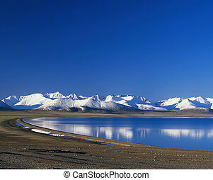 Nam Co Lake in Tibet