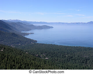 Lake Tahoe near Incline Village, Nevada