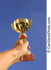 mano, trofeo