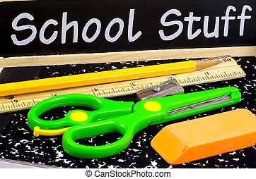 School Supplies - Photo of School Supplies