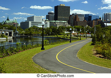 Ottawa Skyline - Canada Capital, Ottawa Skyline