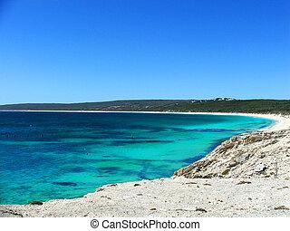 Australian beach - A pristine Australian beach