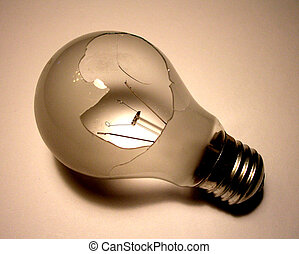 Bulb Element 7 - This is the inside of a lightbulb.