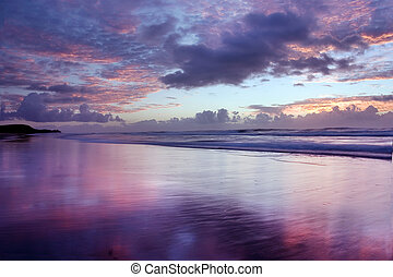 Beautiful Sunrise - Beautiful sunrise at Noosa