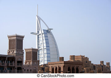 Burj Al Arab - The Burj al Arab, the worlds most luxurious...
