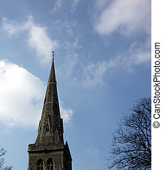 Church Spire - This is Romfords church spire
