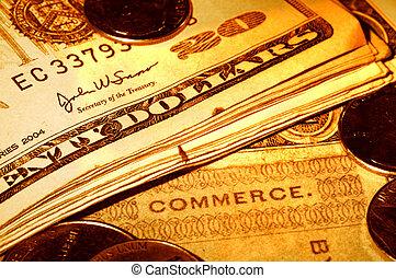 Commerce - TOne Photo of Money