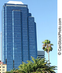Building - Tall building in Perth, Western Australia
