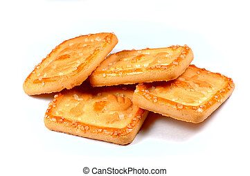 Biscuits - Isolated biscuits