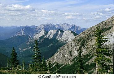Ashlar Ridge - Ashalar Ridge in Jasper NP, Alberta