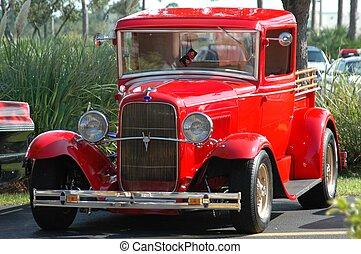 Car Show - Photographed at a local car show Florida.