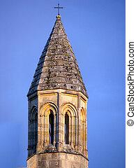Chapel - Spire on top of chaple