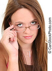 Teen Girl Eyeglasses