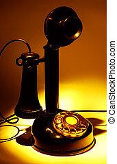 Årgång, telefon