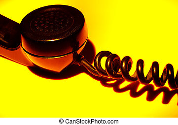 Vintage Phone - Vintage Telephone Receiver