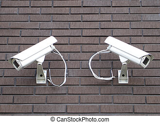 security cameras - surveillance cameras