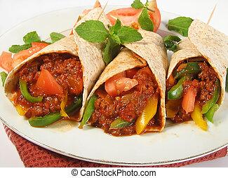 墨西哥人, 食物