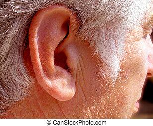 We are listening - Listening