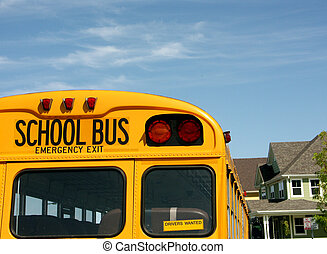 Back to school - School bus