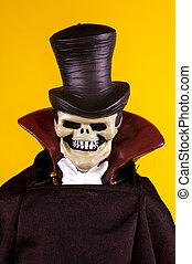 Halloween Decoration - Skull Vampire Halloween Decoration