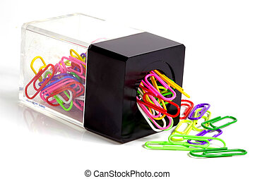 Paper Clips - Photo of Paperclips