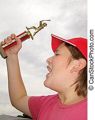 winner - little league champ