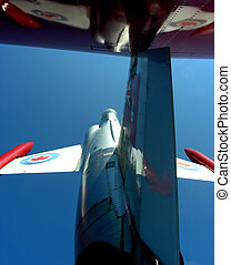 Up to the end of the - CF-104 Starfighter