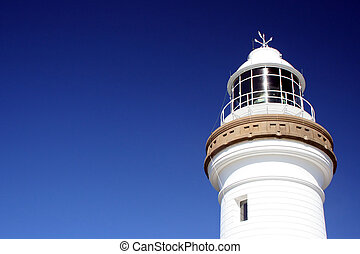 Byron Bay Lighthous - Built in 1909 this is the lighthouse...
