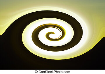 Abstract Twirl - Abstract twirl shape