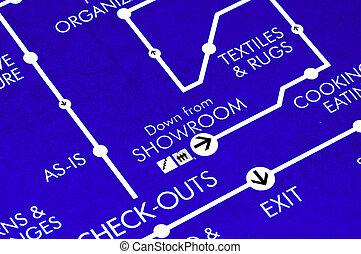 Floor Plan - Store Floor Plan