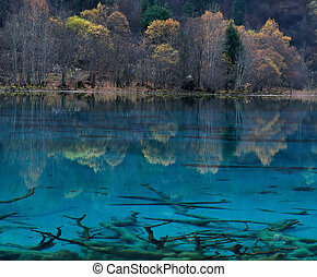Fairyland - Jiuzhaigou Valley Scenic and Historic Interest...