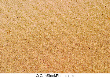Waves in the sand - Close up of waves in the sand Would make...