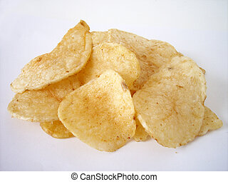Kettle Chips, taken in natural light